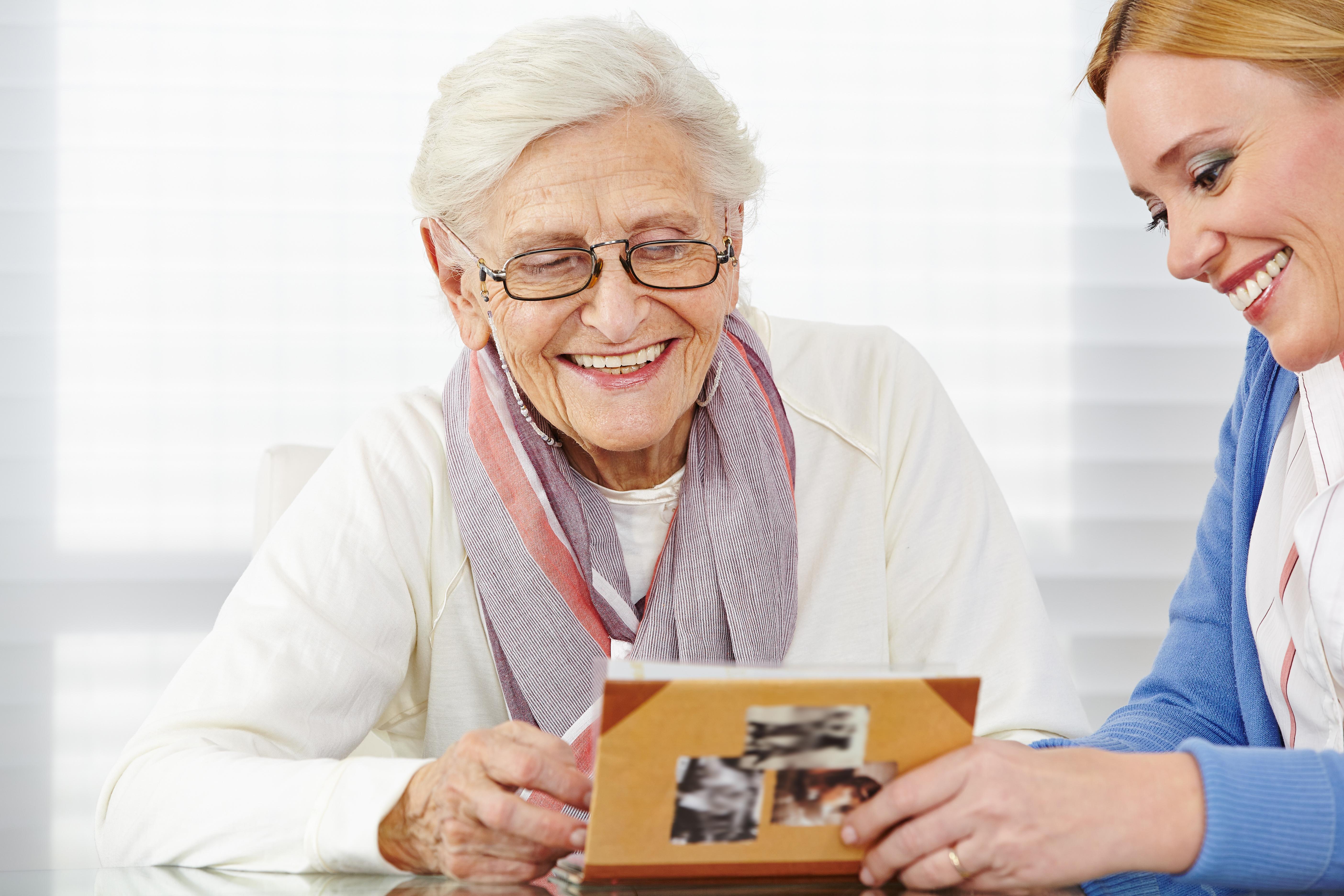 Dementia & Alzheimer's Care at Home