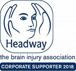 Headway Corporate Supporter 2018