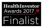 HealthInvestor Awards 2017 Finalist
