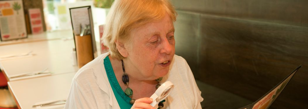 Visual Impairment Care Care For Blind People