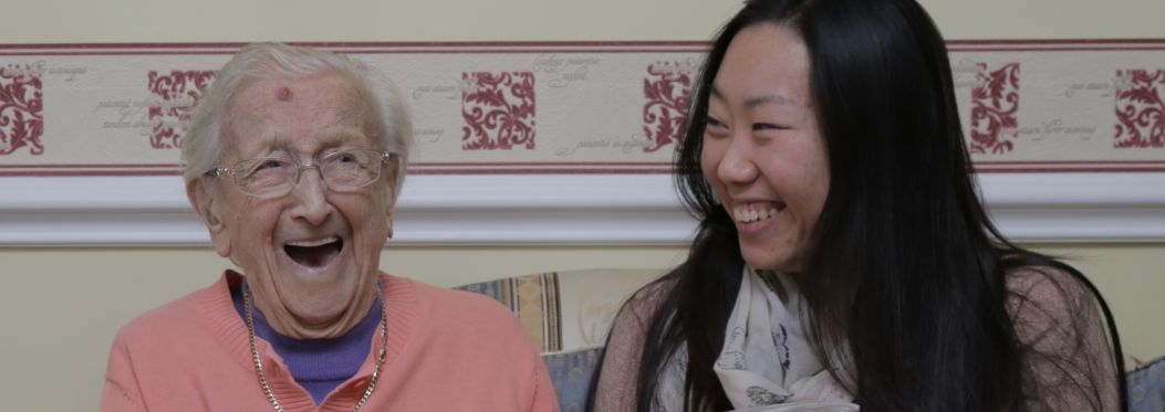 What is live in care - phylis and shir li