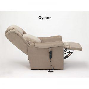 Drive Medical Dakota Rise Recliner Chair Oyster