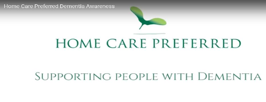 home care preferred dementia