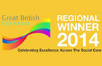 Great British care awards 2014 150x97