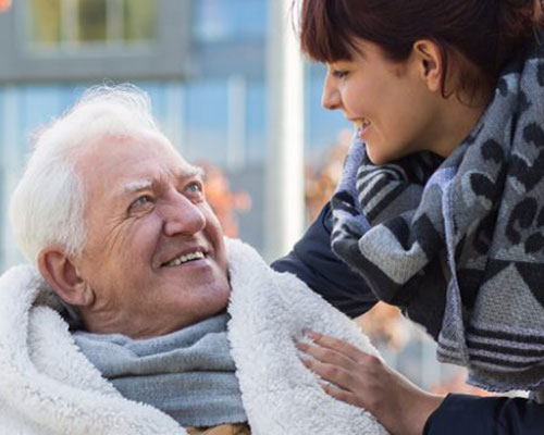 Home Care for Older People