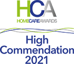 High Commendation Logo